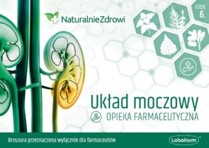 Opieka farmaceutyczna - układ moczowy Labofarm
