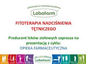 nadciśnienie tętniczego Labofarm